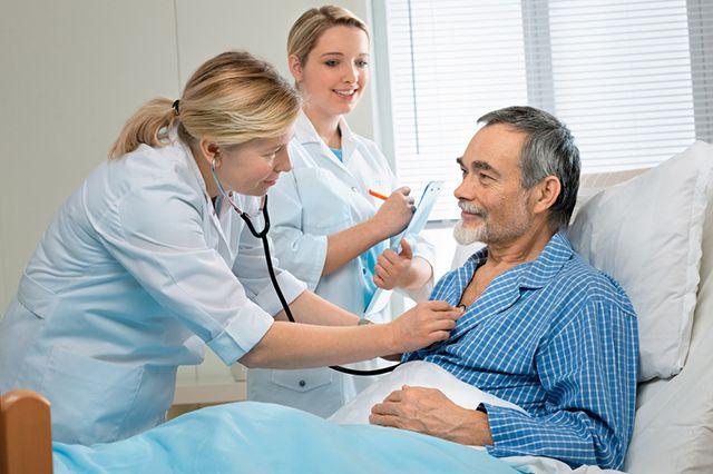 Палаты по уходу за лежачими больными обязанности дома престарелых в