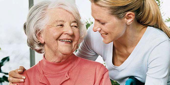 Как устроить бабушку в дом престарелых в украине что люди получают в доме престарелых