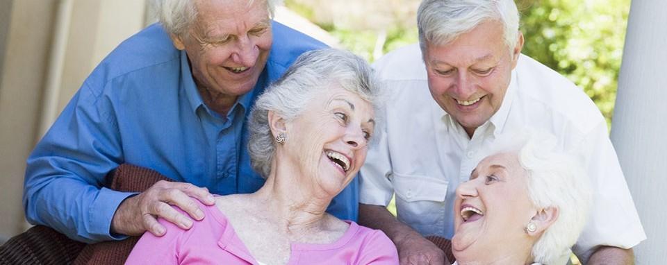 Пансионат для престарелых и пожилых