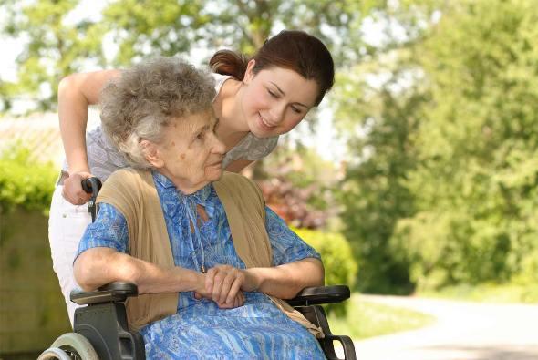 работа дом престарелых вакансии спб