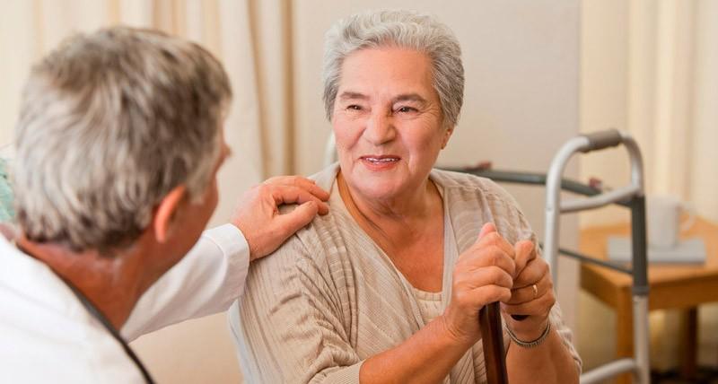 Лфк после перелома шейки бедра в домашних дома престарелых рязанская область адрес