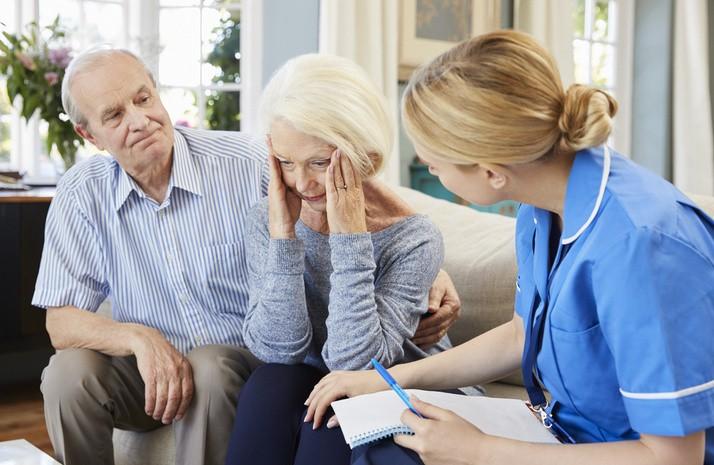 деменция у бабушки