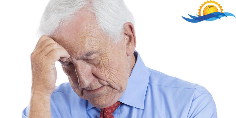 Забота о пожиліх с синдромом Альцгеймера