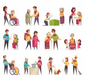 гериатрическая клиника Кременчуг, инфузионная терапия, хроническая обструктивная болезнь легких, рак, уход за пожилыми