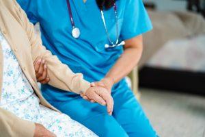 дом престарелых Полтавская область, гериатрический пансионат Кременчуг, онкологическое заболевание, паллиативная помощь, уход за инвалидом