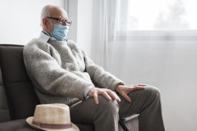 коронавирус у престарелых, ковид у пожилых, дом престарелых, Sunny Park, Одесса